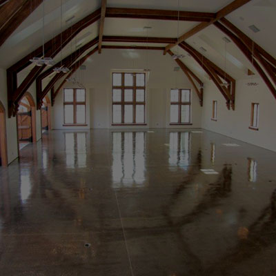 Blackrock Industrial Educational Building Space Floor
