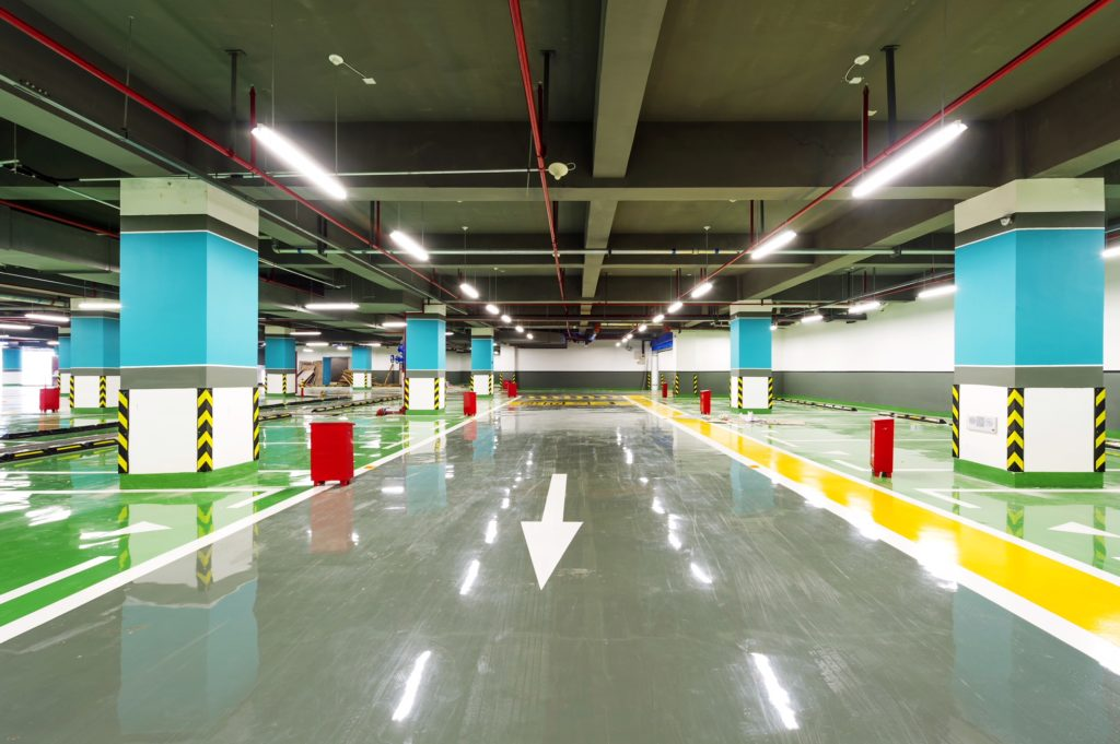 Blackrock Industrial Automotive Garage Floors