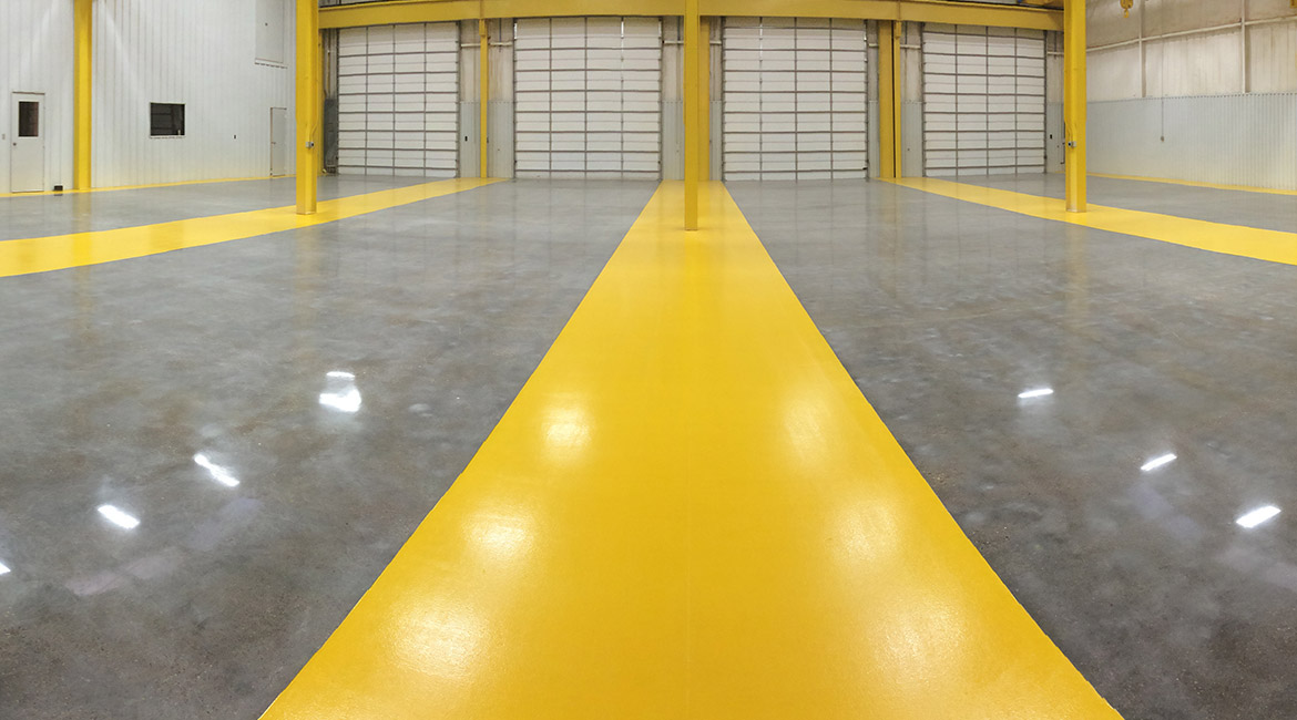 BlackRock Industrial Automotive Transportation Flooring