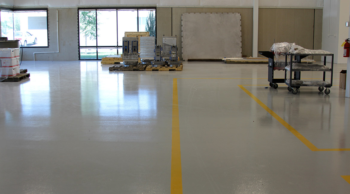 BlackRock Industrial Manufacturer Floor Solutions