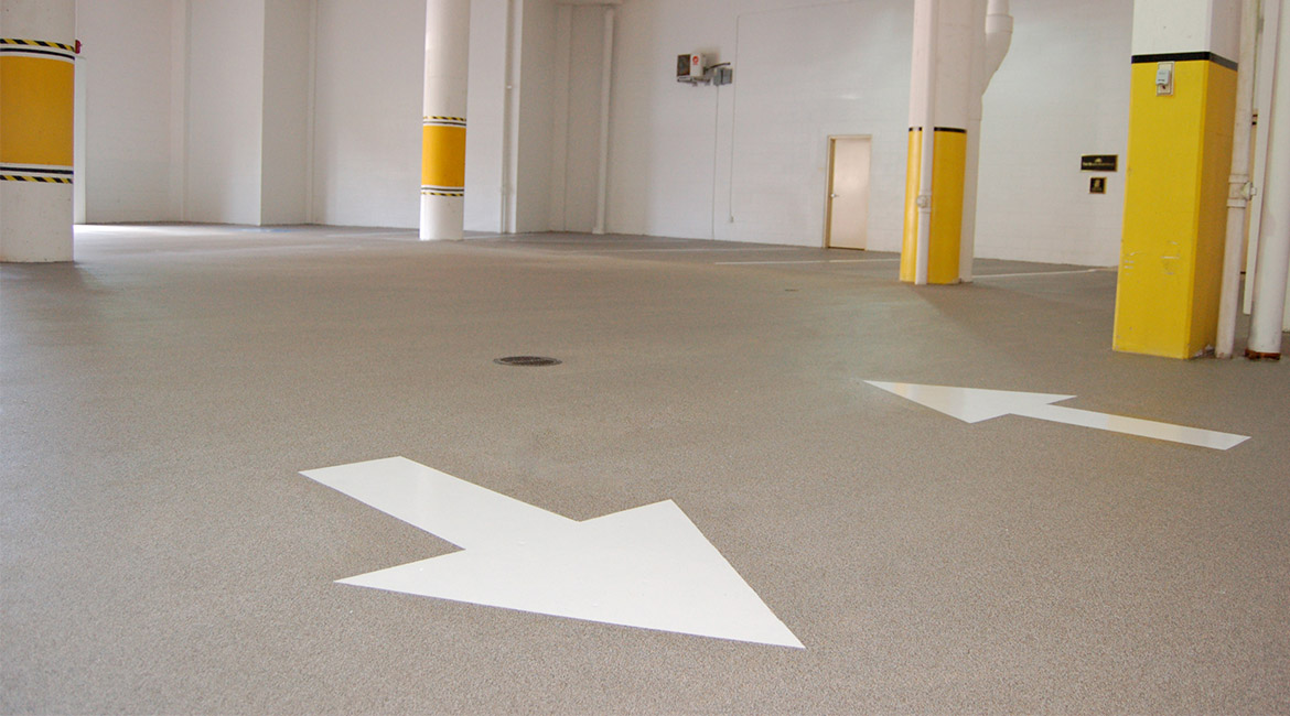 BlackRock Industrial Transportation Quartz Systems Floor