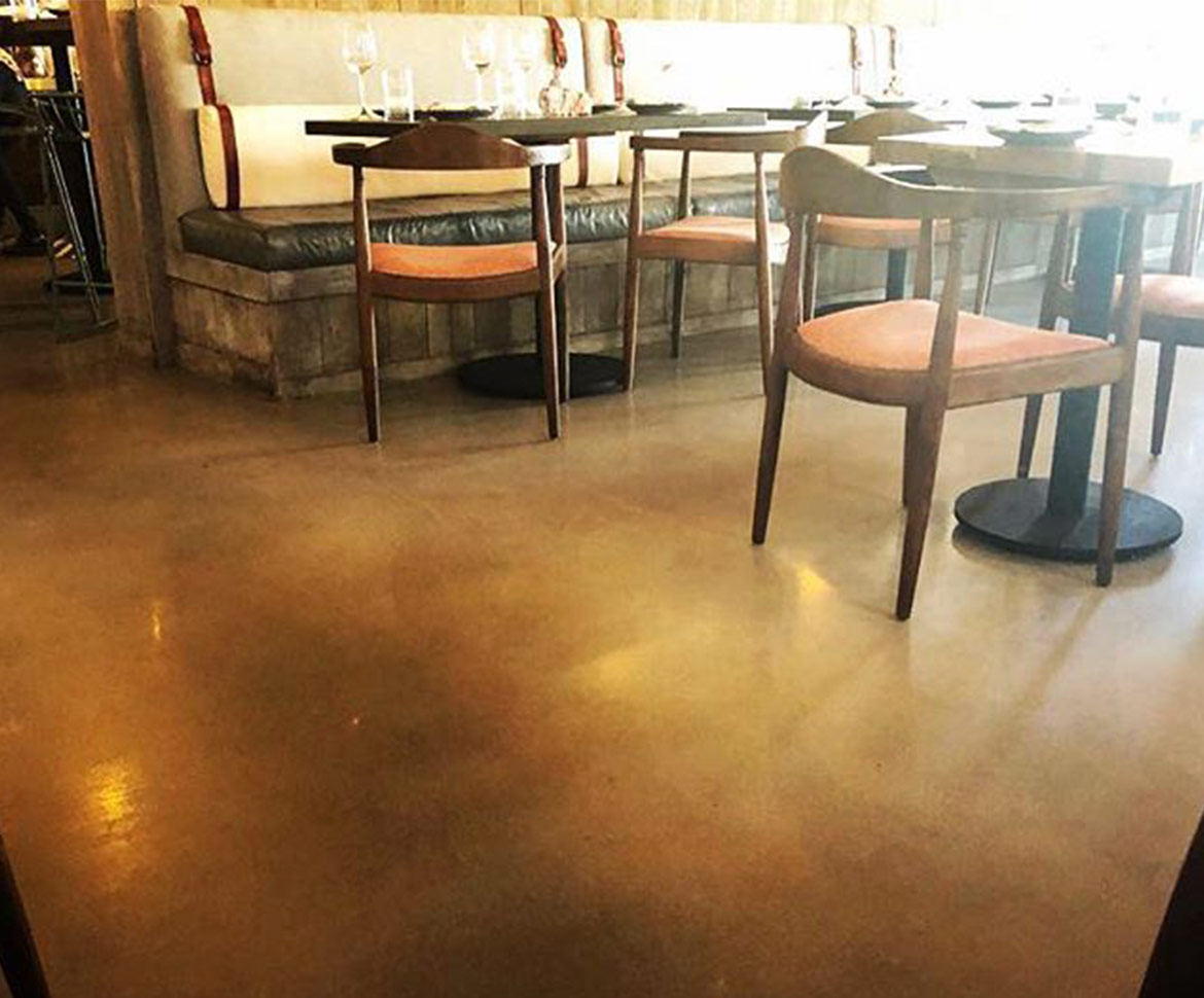 BlackRock Industrial Restaurant Flooring