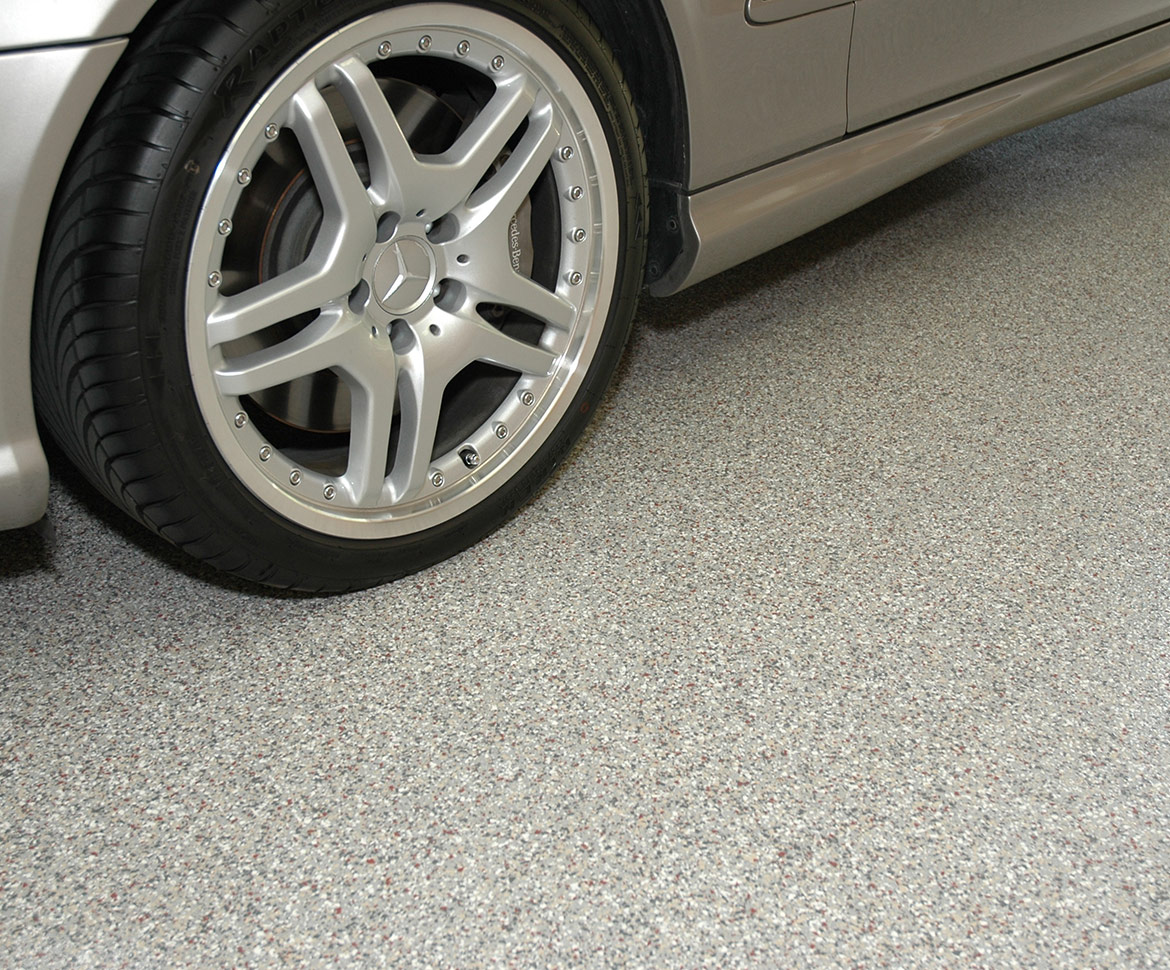 BlackRock Industrial Automotive Flooring