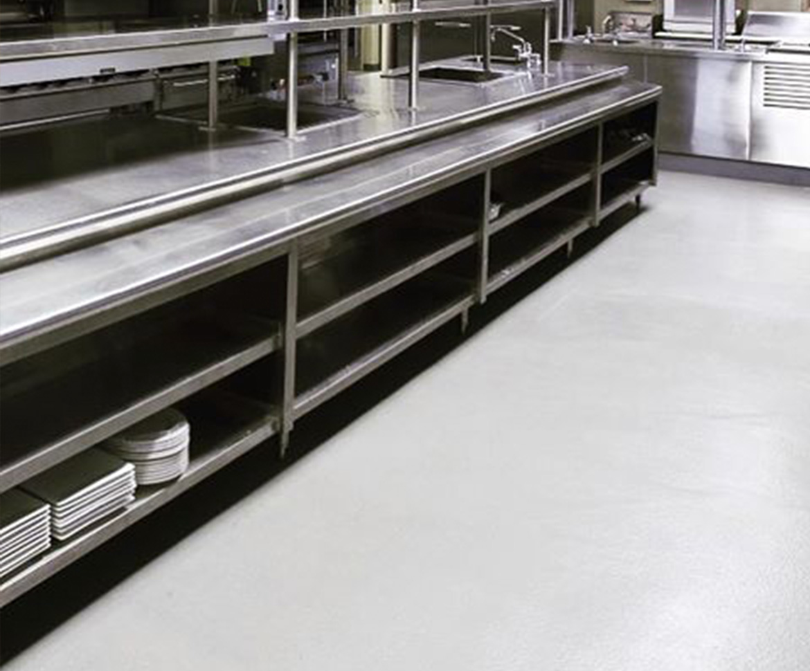 Blackrock Industrial Kitchen Floors