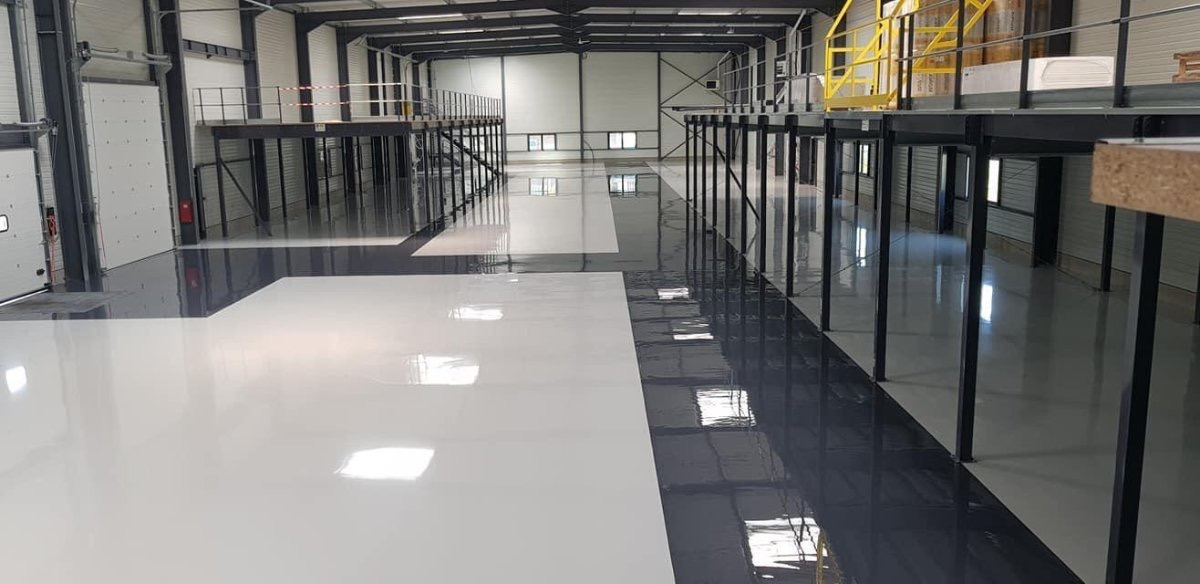 BlackRock Industrial Warehouse Floor Solutions