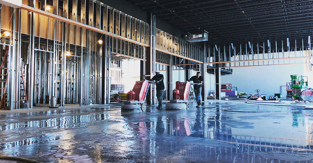 Epoxy and Concrete Flooring Contractors | What You Need to