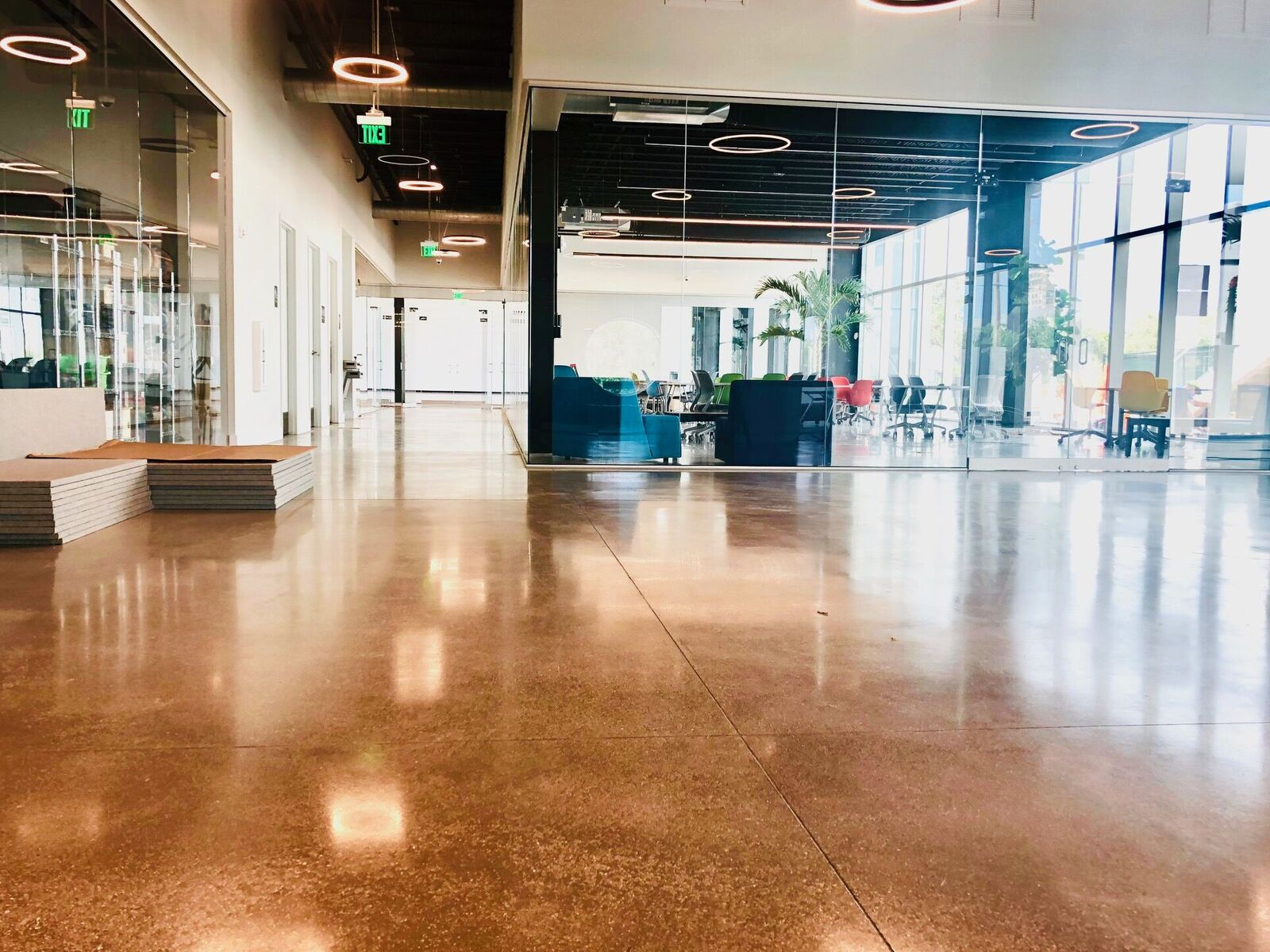 Blackrock Industrial Miami S Epoxy Floors Concrete